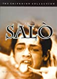 Salo - Criterion Collection - movie DVD cover picture