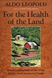Cover image of For the Health of the Land