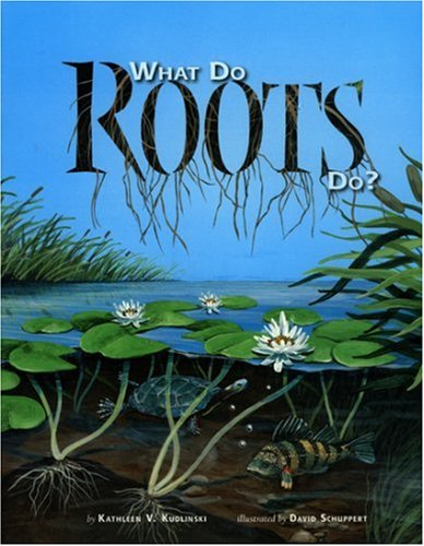 What Do Roots Do?, Kudlinski, Kathleen V.