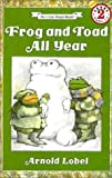 Frog and Toad All Year (I Can Read Book & Cassette)
