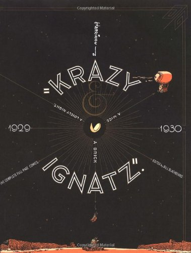 "Krazy & Ignatz 1929-1930: ""A Mice, A Brick, A Lovely Night"" (Krazy Kat)"