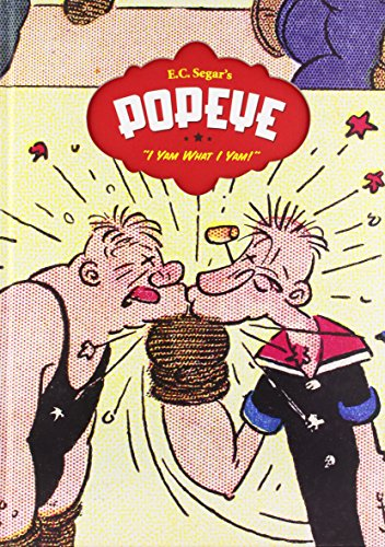 Popeye Volume 1 cover