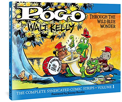 Pogo: The Complete Daily & Sunday Comic Strips cover