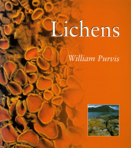 Lichens (Natural World Series) by William Purvis