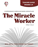 The miracle worker [by] William Gibson: Novel unit (Teacher Guide)