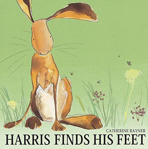 [Harris Finds His Feet]