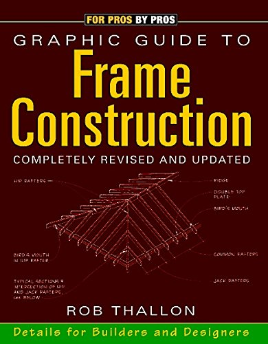 Graphic Guide to Frame Construction : Details for Builders and Designers by Rob Thallon