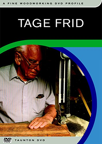 Tage Frid: Woodworking Profile