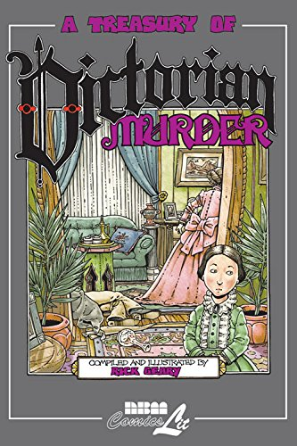 A Treasury of Victorian Murder cover