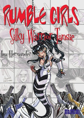 Rumble Girls: Silky Warrior Tansie cover
