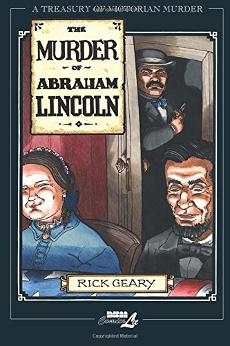 The Murder of Abraham Lincoln cover