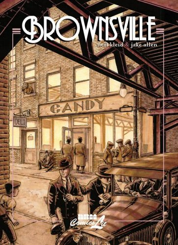 Brownsville cover