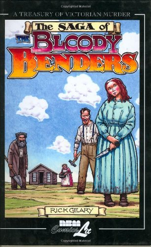 The Saga of the Bloody Benders cover