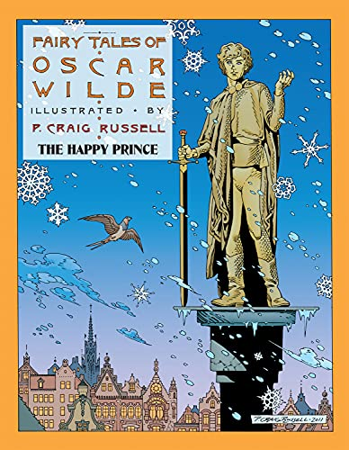 Fairy Tales of Oscar Wilde: The Happy Prince cover