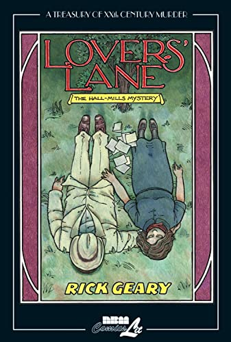 Lovers Lane: The Hall-Mills Mystery cover