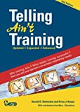 Buy Telling Ain't Training from Amazon