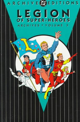 Legion of Super-Heroes Archives Vol. 3 Cover