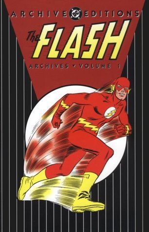 The Flash Archives Vol. 1 Cover
