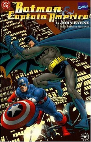 Batman / Captain America Cover