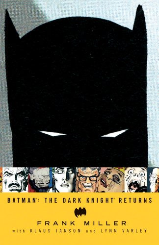 REVIEW: Batman: The Dark Knight Returns by Frank Miller