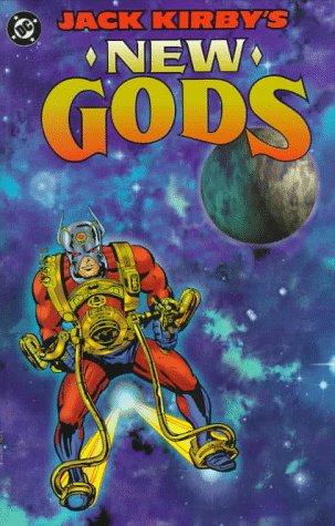 Jack Kirby's New Gods Cover