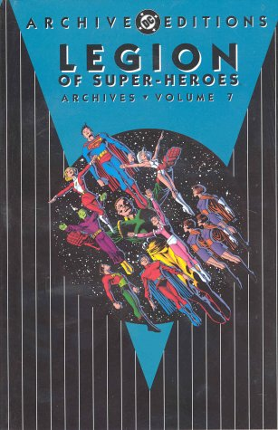 Legion of Super-Heroes Archives Vol. 7 Cover