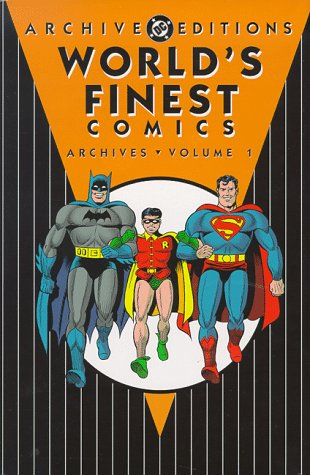 World's Finest Comics Archives Vol. 1 Cover