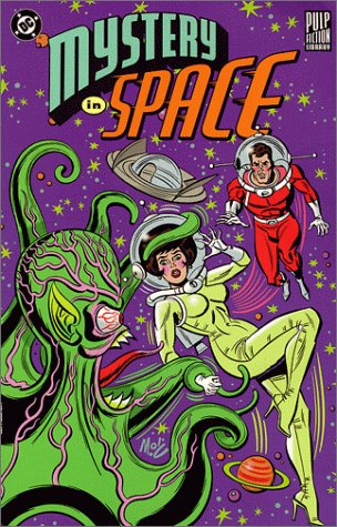 Pulp Fiction Library: Mystery In Space Cover