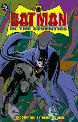 Batman in the Seventies cover