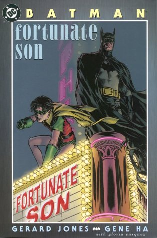 Batman: Fortunate Son Cover
