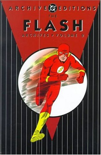 The Flash Archives Vol. 2 Cover