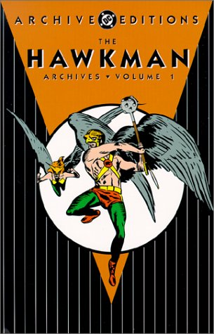 The Hawkman Archives Vol. 1 Cover