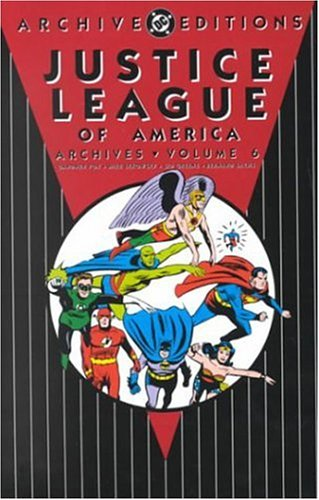 Justice League Of America Archives Vol. 6 Cover