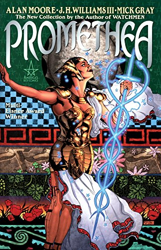 Promethea Book 1 cover