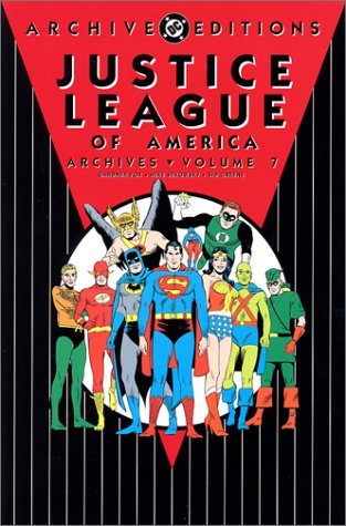 Justice League Of America Archives Vol. 7 Cover
