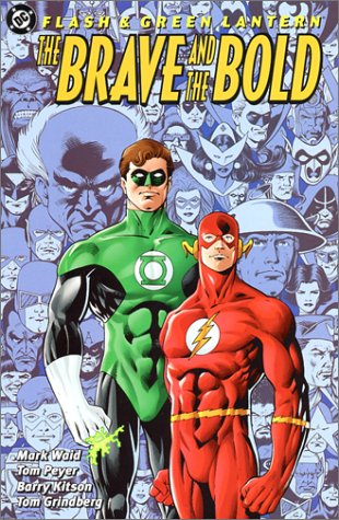 The Flash / Green Lantern: The Brave And The Bold Cover