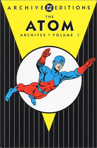 The Atom Archives Vol. 1 Cover