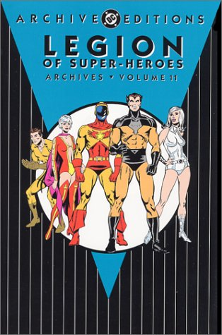 Legion of Super-Heroes Archives Vol. 11 Cover