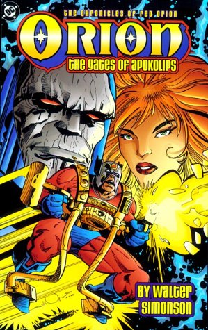 Orion: The Gates of Apokolips cover