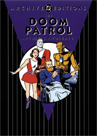 The Doom Patrol Archives Vol. 1 Cover