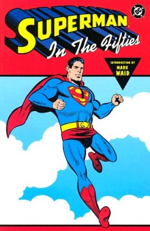 Superman in the Fifties cover