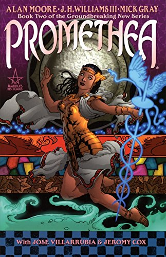 Promethea Book 2 cover