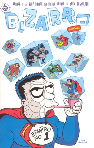 Bizarro Comics cover