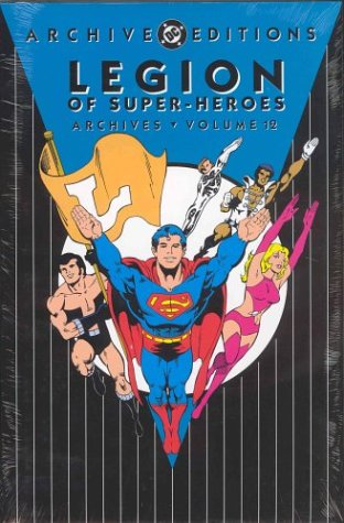 Legion of Super-Heroes Archives Vol. 12 Cover