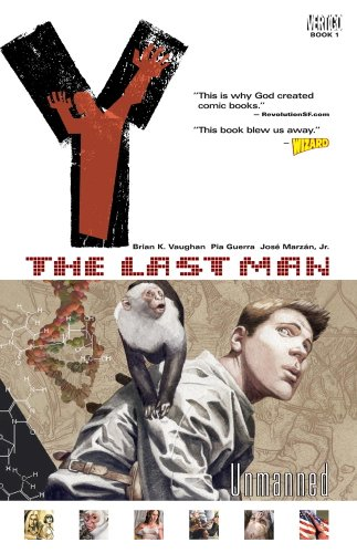 Y: The Last Man, Vol. 1: Unmanned