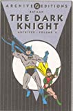 Batman: The Dark Knight Archives, Vol. 4
