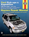 Ford Pick Ups & Expedition, 1997-2002 (Hayne's Automotive Repair Manual)