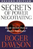 Buy Secrets of Power Negotiating from Amazon