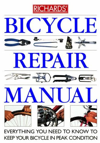 Bicycle Repair Manual, Ballantine, Richard
