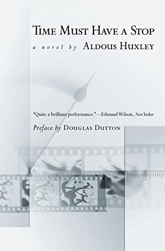 Time Must Have a Stop (British Literature), Huxley, Aldous